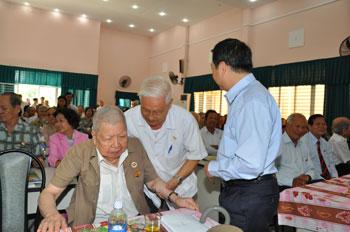 Họp mặt hội đồng hương Tiền Giang tại TP Hồ Chí Minh