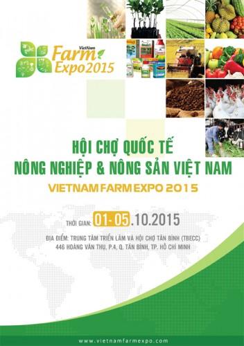 Hội chợ Quốc tế Nông nghiệp và Nông sản Việt Nam 2015