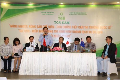 Tiền Giang kêu gọi đầu tư thông qua chương trình Giao thương Kết nối – Hội nhập