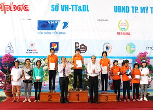 Tưng bừng Giải Việt dã Báo Ấp Bắc lần thứ 33 – năm 2016
