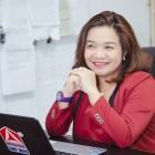 Bà Lâm Thúy Ái – Phó Chủ Tịch thường trực TGB