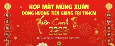 HỌP MẶT ĐỒNG HƯƠNG TIỀN GIANG TẠI TP.HCM MỪNG XUÂN CANH TÝ 2020