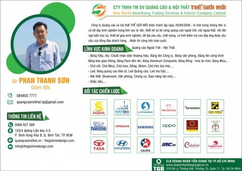 PHAN THANH SON